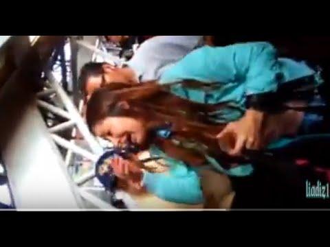 Manoseada en el metro japon