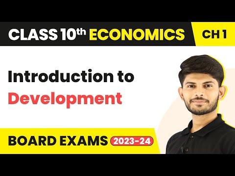 Introduction to Development | Economics | Class 10th | Magnet Brains