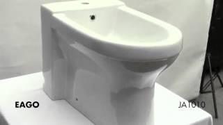 Видео-обзор напольного биде EAGO JA1010 (www.santehimport.com)