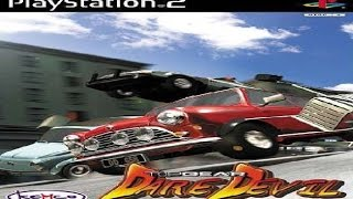 Top Gear DareDevil [PS2] / Gameplay