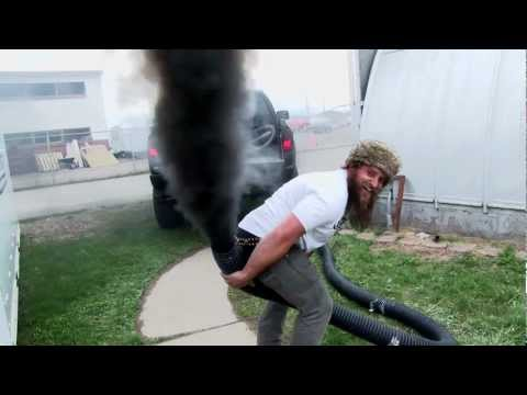 Twin Turbo Cummins PRANK! #DieselDave Rolls Coal!