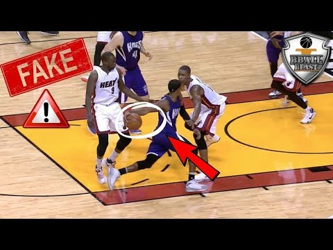 NBA 'FAKE ALERT' Moments