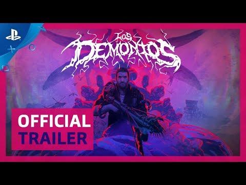 Just Cause 4 - Los Demonios: Announcement Trailer   PS4