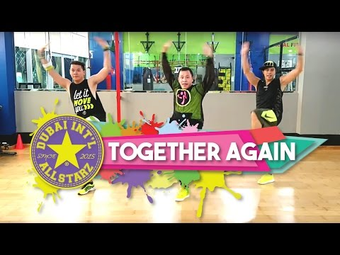Together Again |Laptop View ONLY| Janet Jackson | Zumba® | Dhonz Librel