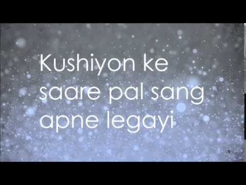 Zindagi-Zindagi | Ankit Chhabra ft. Aar Vee | Lyrical Video