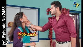Manasu Mamata | 3rd December 2018 | Full Episode No 2455 | ETV Telugu