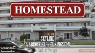 Skyline - 322 Brock Street, Kingston