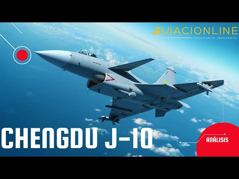 Chengdu J-10 para la Fuerza Aérea Argentina: ¿El mejor del resto?