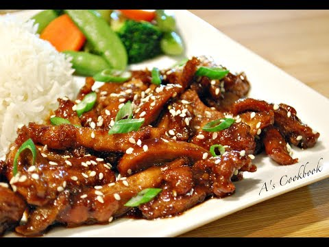 Quick and EASY Chicken Teriyaki Recipe
