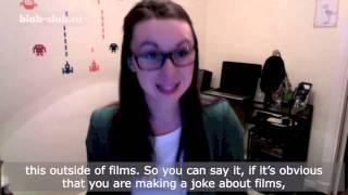 Английский разговорный язык - фразы из известных фильмов(Преподаватель школы разговорного английского