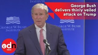 2017-10-20-08-05.George-Bush-delivers-thinly-veiled-attack-on-Trump