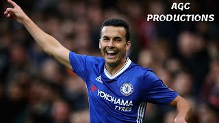 Pedro39s 42 goals for Chelsea FC
