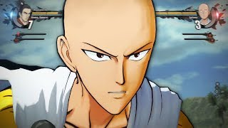 This Game is KINDA Fun! FIRST Online Match! One Punch Man A Hero Nobody Knows GAMEPLAY (Closed Beta)