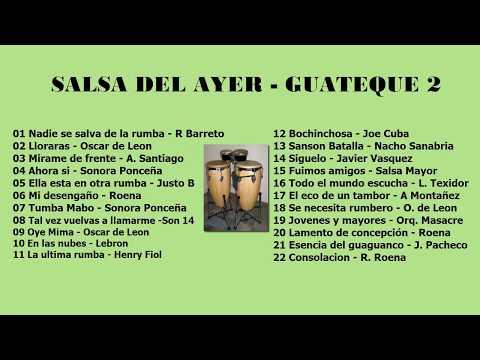 Salsa Vieja – Guateque 2
