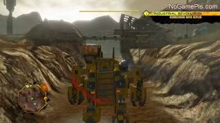 Red Faction: Guerrilla Walkthrough 06 Industrial Revolution