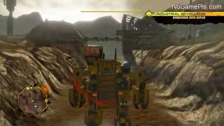 Red Faction: Guerrilla Walkthrough 06 Industrial Revolution