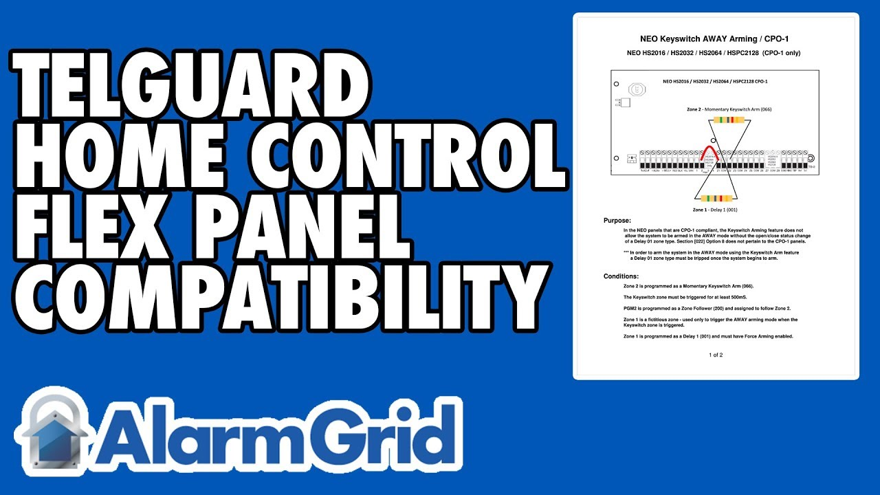 Can I Use My Existing Panel with Alarm Grid Service and
