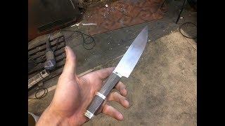 як зробити кухонний ніж