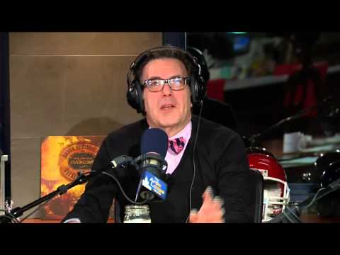 The Artie Lange Show - Kevin Meaney (in-studio) Part 1