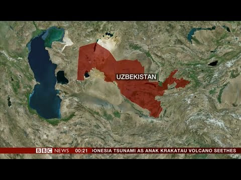 History to change its image and encourage tourism (Uzbekistan) - BBC News - 24th December 2018
