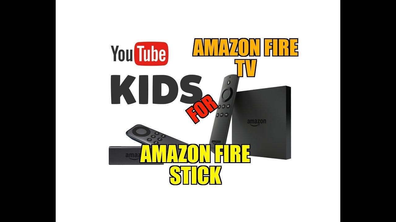 How to install YouTube Kids onto Amazon FireTV or FireStick