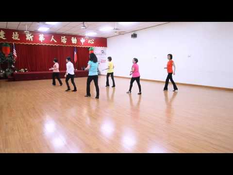 Time After Time - Line Dance (Dance & Teach)