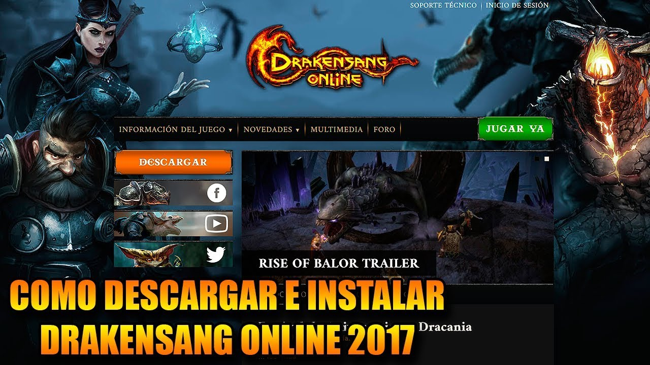 Play in the browser? | drakensang online en.