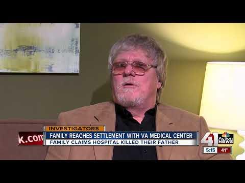 Kansas City VA Medical Center settles wrongful death suit for $500,000