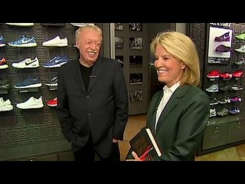Inside Nike empire with founder Phil Knight