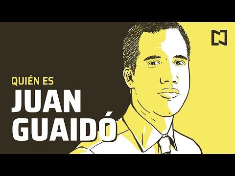 ¿Quién es Juan Guaidó? | Oposición en Venezuela