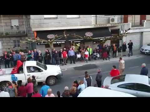Desfile de Entroido en Amoeiro