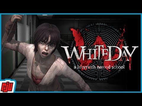 White Day Part 6 (Ending)   Korean Horror Game   PC Gameplay Walkthrough