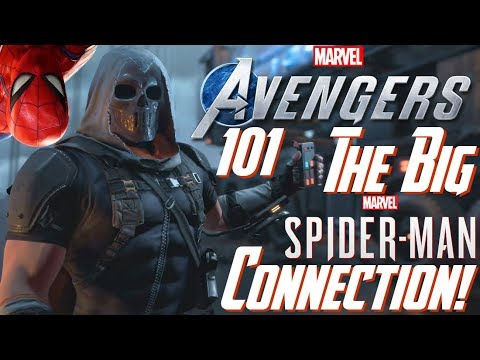 Avengers Project: 101 - BIG SPIDER-MAN PS4 CONNECTION!!! MGU Timeline, YOUNG Taskmaster, & More!!!