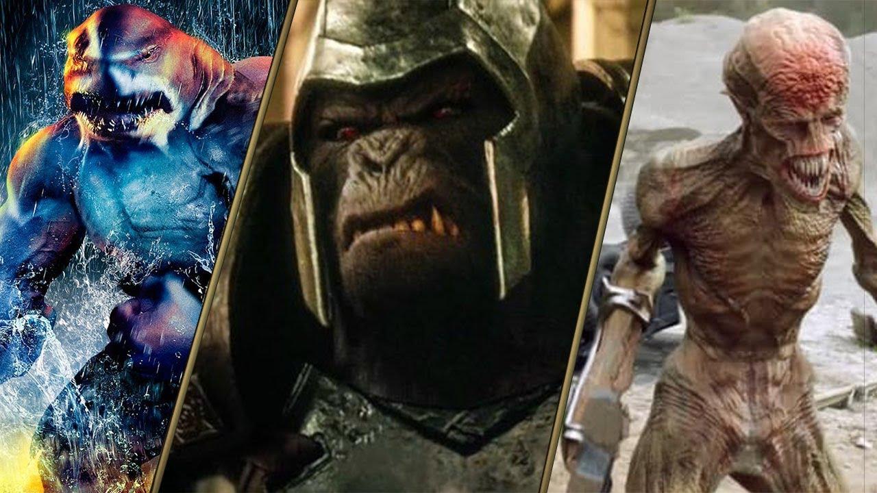 Top 10 best looking CGI characters in the Arrow-verse #1
