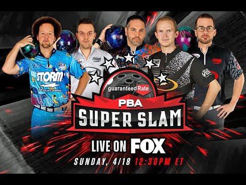 PBA Bowling Super Slam 04 18 2021 (HD)