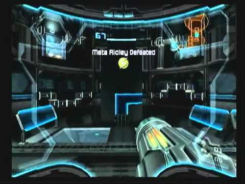LP Metroid Prime Corruption 004: Meta-Ridley