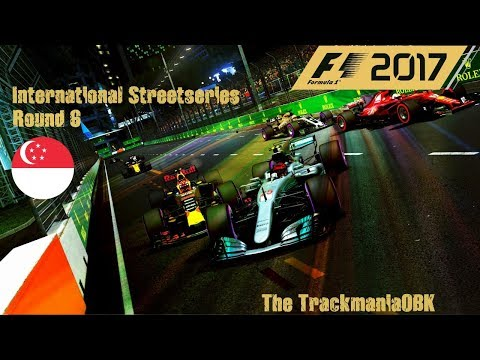 F1 2017 - International Streetseries Championship - Finale Singapore [HD]