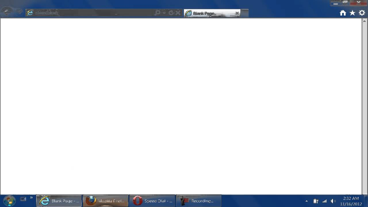 how to make mozilla default browser in windows 7