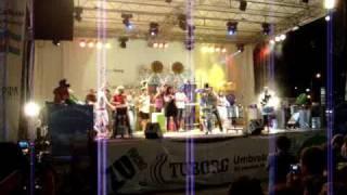 """Tribut Michael Jackson -- SISTEM, Constanta, 4 iulie 2009, campanie """"Umbrela Verde"""""""