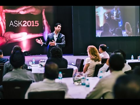 Leadership Keynote Speaker in India (Preview Speech in Hindi and English) Part 1