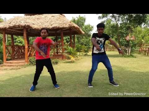 KUNG FU KUMARI dance cover by Manas & Soumya (indoor & out door)