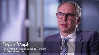 Universal Investment steigert mit NetApp EF540 Flash Array seine Performance um 100%