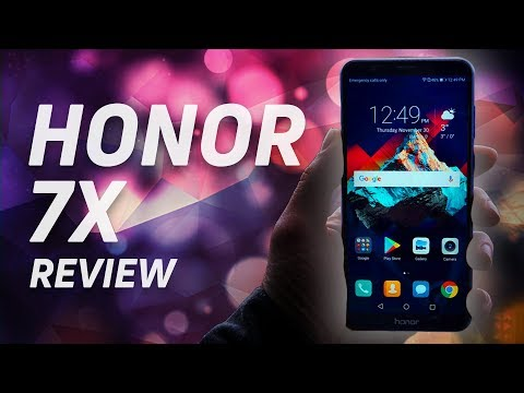 Huawei Honor 7X Review Videos
