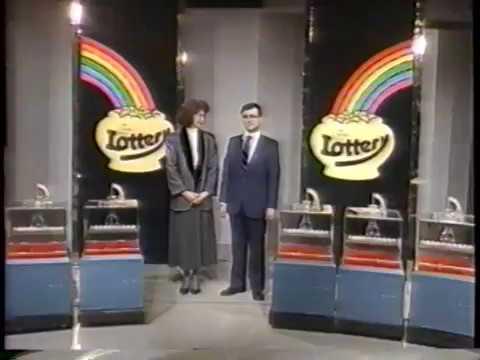 1/1/1988 Illinnois state lotto