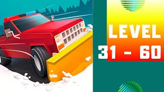 Clean Road Game Walkthrough Part 2 lv30~lv60