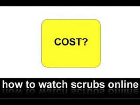 Watch Scrubs Episodes Online Free. Watch Scrubs Online