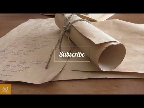 How to Age Paper? The EASIEST Way! | In 60 seconds