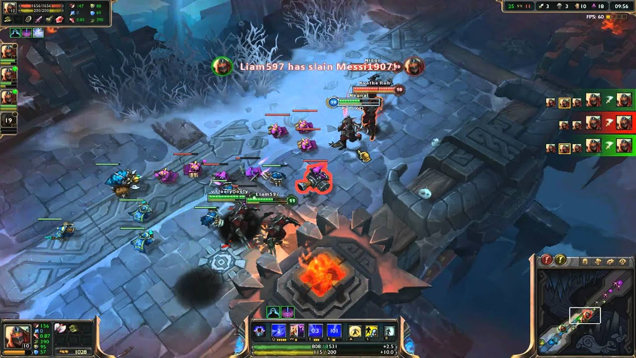 Image result for ARAM LOL
