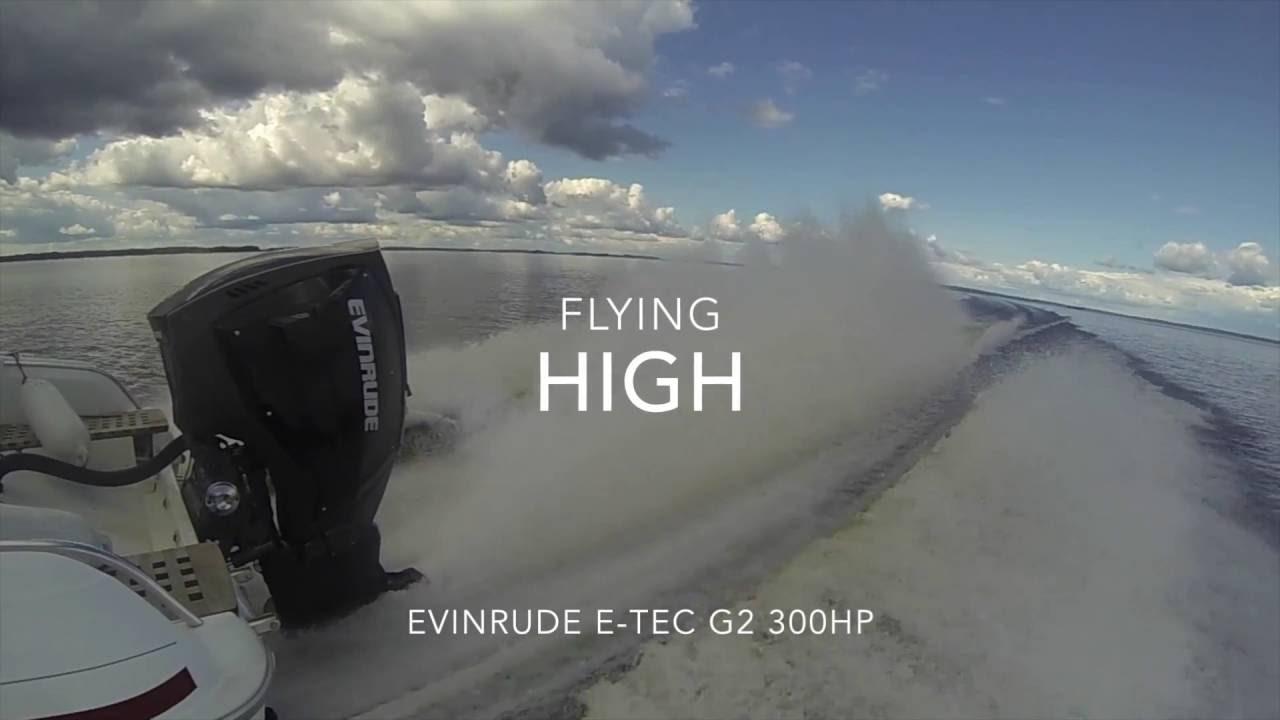 Evinrude E Tec G2 Problems
