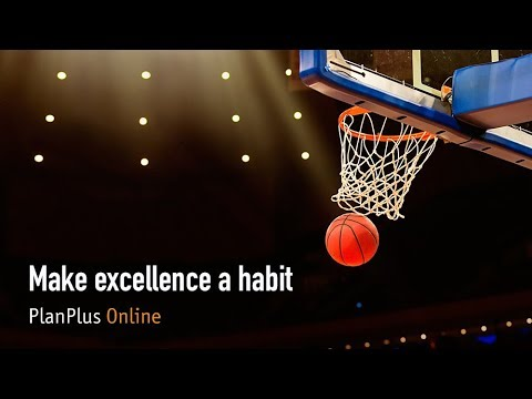 Make excellence a habit